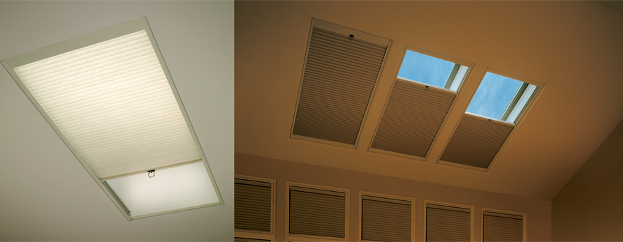Skylight Blinds - The Solution You've Been Waiting For