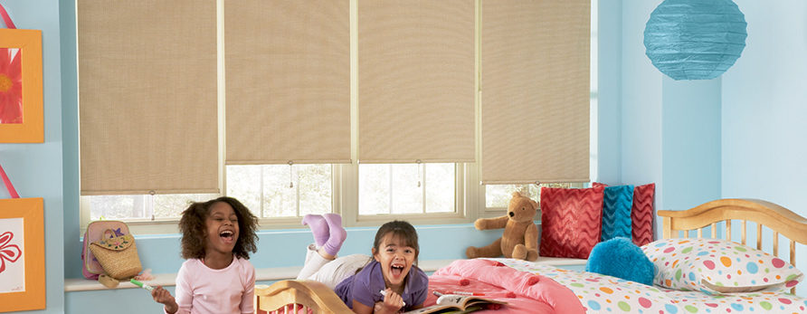 Child Safety Blinds and Shades